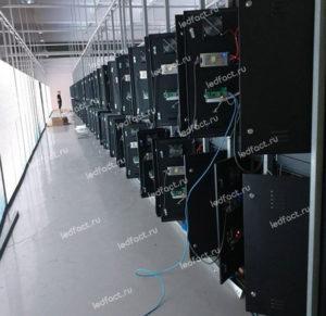 светодиодный экран кабинеты