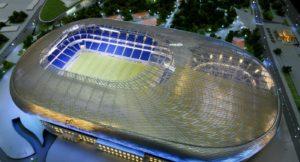 медиафасад стадион