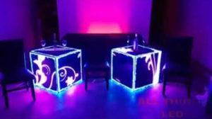 светодиодный куб
